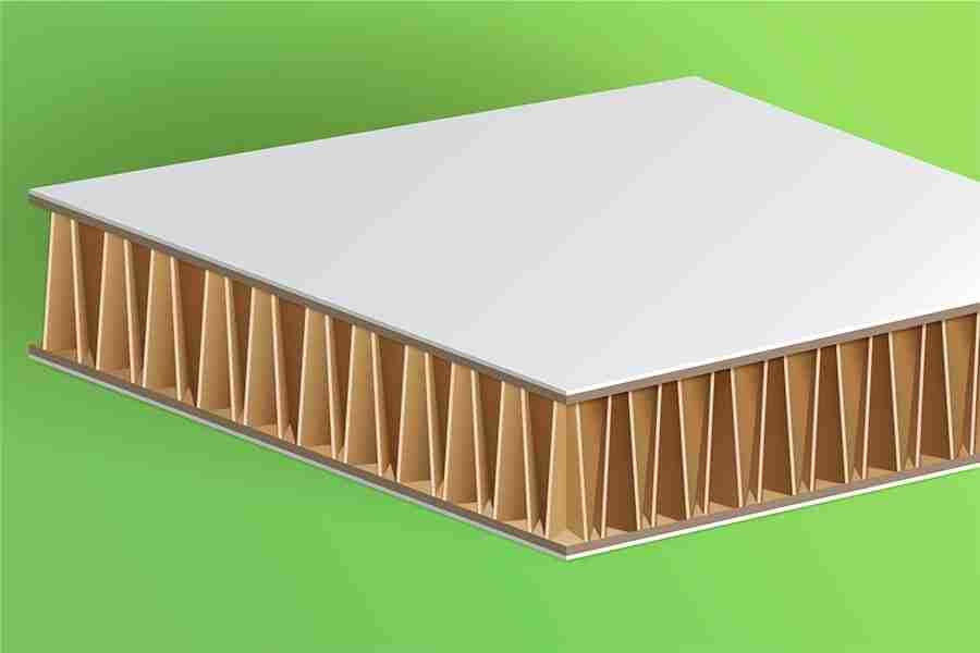 Reboard tablero ecológico de cartón