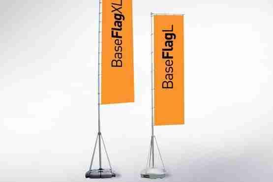 Bandera Base Flag