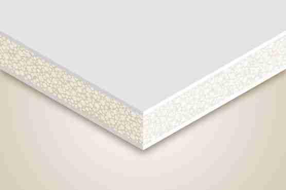 Smart-X. Panel de poliestireno muy rígido y ligero