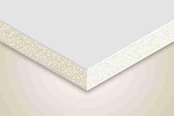 Foam Print. Panel ligero de PVC y poliestireno extrusionado