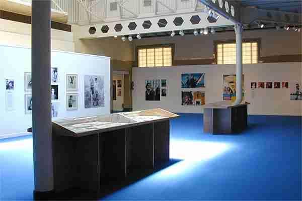 Exposición de fotografía en PhotoEspaña